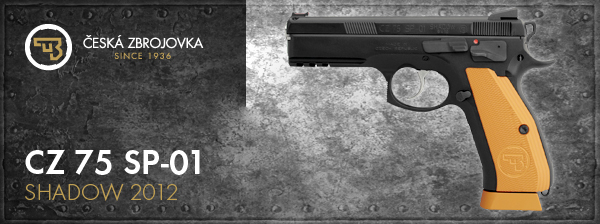 CZ 75 SP-01 Shadow 2012